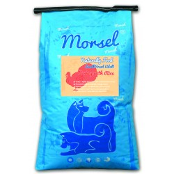 MORSEL - NATURALLY FOOD SMALL BREED TURKEY & RICE 12 kg