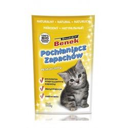 Pochłaniacz zapachów Super Benek - granulat naturalny