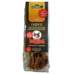 Przysmak dla kota Milord 100% mięsa - kurczak paski 40g