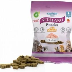 SERRANO Snacks JAGNIĘCINA przysmak treningowy 100g