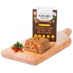 Naturo Chef's Selection - jagnięcina, ciecierzyca, papryka, jagoda - dla małych psów