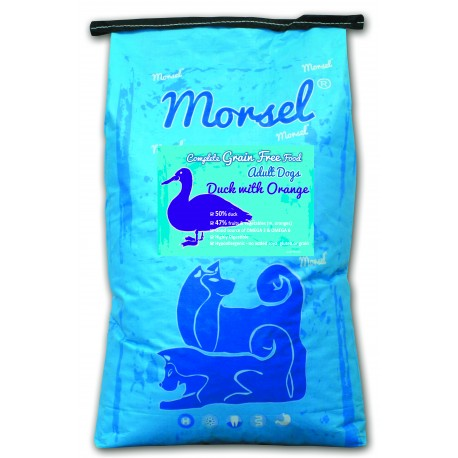COMPLETE GRAIN FREE FOOD ADULT DOGS DUCK WITH ORANGE 12 kg