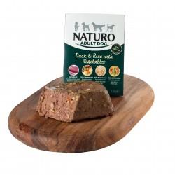 Naturo Adult Dog Kaczka z ryżem i warzywami  150g