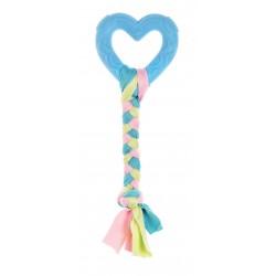 Zabawka dla psa Primi Morsi - kółko ze sznurem