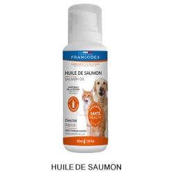 Olej z łososia Francodex - dla psa i kota