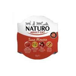 Naturo Adult Cat Tuńczyk Mus 85 g