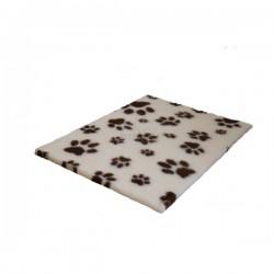 Oryginalne legowisko Vetfleece - Vet Dry Bed - antypoślizgowe MultiPaw wrzos z białym