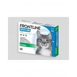 Frontline Spot-On S dla psów o wadze 40-60 kg