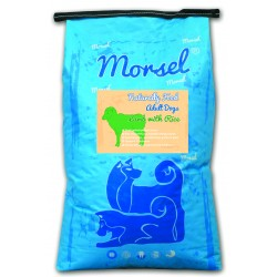 MORSEL -  NATURALLY FOOD LAMB & RICE 12 kg